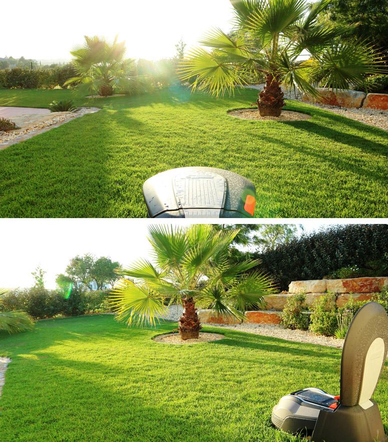 Landscape enhancements