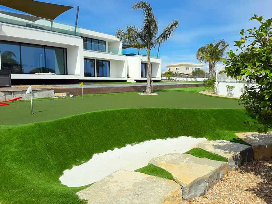 Our Services Artificial Lawn